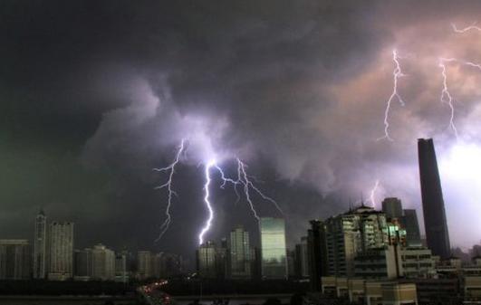 雷雨天气自我防护方法
