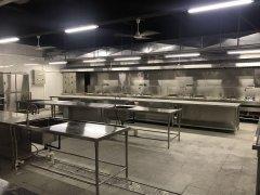 烹饪实训室